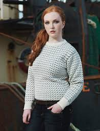 norwegian sweater for women nordic sweater aran