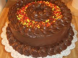 thanksgiving chocolate cake cakecentral com