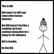 Latest Be Like Bill Meme - be like bill memes are the latest viral hit on the internet but