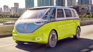 electric volkswagen van all electric volkswagen microbus kombi confirmed for production