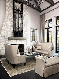 Decorating Ideas For Living Rooms With High Ceilings High Ceiling Wall Decor Ideas 24 Living Room With High Ceilings