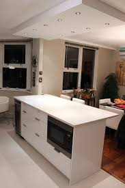Kitchen Furniture Vancouver Vancouver Kitchen Renovation A Monochromatic Marvel In False Creek