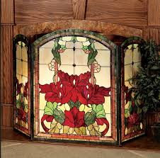 Custom Size Fireplace Screens by Leaded Glass Fireplace Screens New Property Software By Leaded