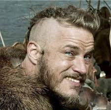 why did ragnor cut his hair pin by travis fimmel charlie hunnam on ragnar lothbrok