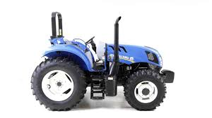 new ts6 series tractor youtube