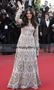 actress aishwarya rai bachchan long anarkali gowns dresses indian