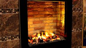 electric fireplace ruby fires mystic fires 1510h with brick effect