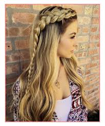 hair platts awesome hairstyles wedding hairstyles for long hair plaits best
