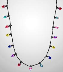 flashing christmas light necklace nice idea christmas light bulb necklace fantastic cheap flashing