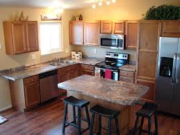 small l shaped kitchen with island ambleside transitional kitchen denver by castle kitchens
