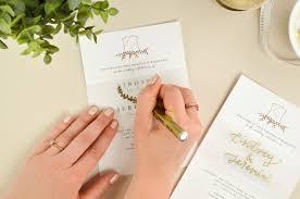 4 ways to diy elegant vellum wedding invitations cards u0026 pockets
