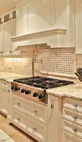 Kitchen Backsplash Trends Kitchen Cabinet White And Gray Countertops Modern Kitchen Tiles