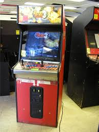 Street Fighter 3 Arcade Cabinet Fighting Games
