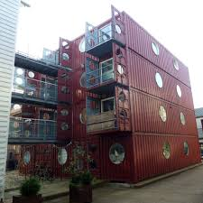 100 container apartment building interview rick kueber on