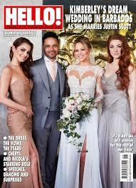 hello wedding dress kimberley walsh s wedding dress revealed former aloud