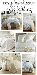 Piubelle Bedding Best 20 Farmhouse Bed Ideas On Pinterest Farmhouse Bedrooms