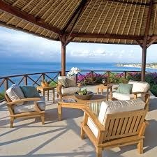 Veranda Collection Patio Furniture Covers - club chair 50 sunbrella cushion options veranda collection