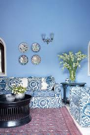 sky blue living room wall paint colour ideas houseandgarden co uk