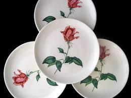 harmony house betsy harmony house betsy bread plates set of 7 mid century