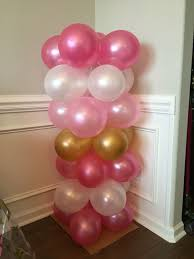 best 25 balloon tower ideas on pinterest ballon decorations