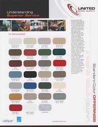 color selections united steel supply