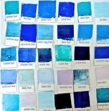 Shades Of Light Blue by Le Bleu Armonia De Monocroma Gama De Color Color Pinterest