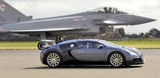 bugatti vs aircraft vs car best top gear aviation