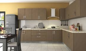 L Shaped Kitchen Island Designs by Kitchen Breathtaking Kitchen Design With L Shape Brown Wooden