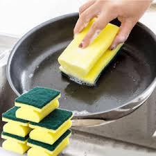 nettoyage cuisine 2 5 10x vaisselle brosse de lavage éponge souple nettoyage maison