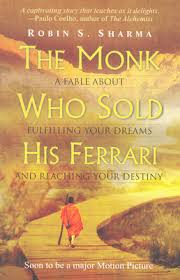 the monk who sold his review my review of the monk who sold his books worth reading