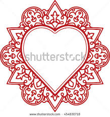 heart shaped doilies heart shaped doilies stock images royalty free images vectors
