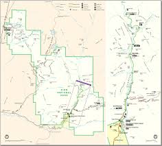 Utah Map National Parks by Map Of Zion National Park Worldofmaps Net Online Maps And