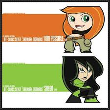 kim kim shego free paper toys download