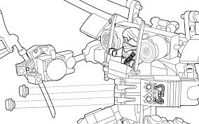 lego ninjago coloring pages free youtuf com