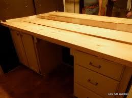 diy bathroom countertop ideas wooden bathroom countertop hometalk