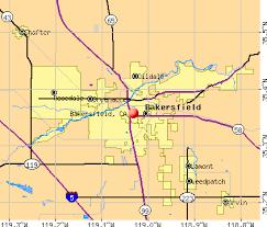 ca map bakersfield california ca profile population maps