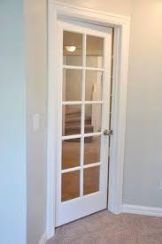 beautiful interior door with glass window interior doors at the