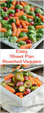 How To Make Roasted Vegetables by Easy Sheet Pan Roasted Veggies Meatloaf And Melodrama