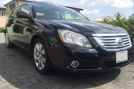 2007 toyota avalon price delivered 2007 toyota avalon buy and ship your car from usa