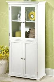 Bathroom Shelving And Storage White Bathroom Storage Cabinet With Drawer Aeroapp