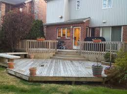 Wood Patio Deck Designs Deck Patio Nisartmacka
