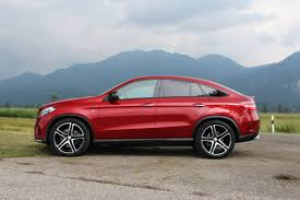 mercedes 2016 2016 mercedes benz gle coupe first drive review