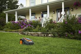 meet the roomba of lawn mowers it u0027s going to make summer awesome