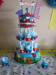dr seuss birthday cakes dr seuss birthday cake and cupcakes the bottom tier is a