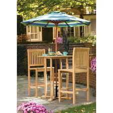 Bistro Patio Tables Patio Ideas Small Bistro Patio Set With Umbrella Small Patio