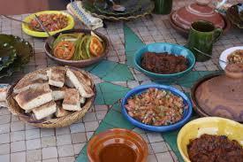cuisine berbere la cuisine berbère de habiba à marrakech