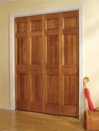 Pine Bifold Closet Doors Closet Door Options Craftmaster Panel Radiata Pine Wood Bifold