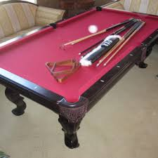 How To Refelt A Pool Table Refelting A Coin Op Bar Pool Table Dk Billiards U0026 Service