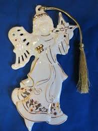lenox tree merry porcelain ornament 3 3 4 new in