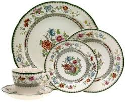discontinued spode dinnerware